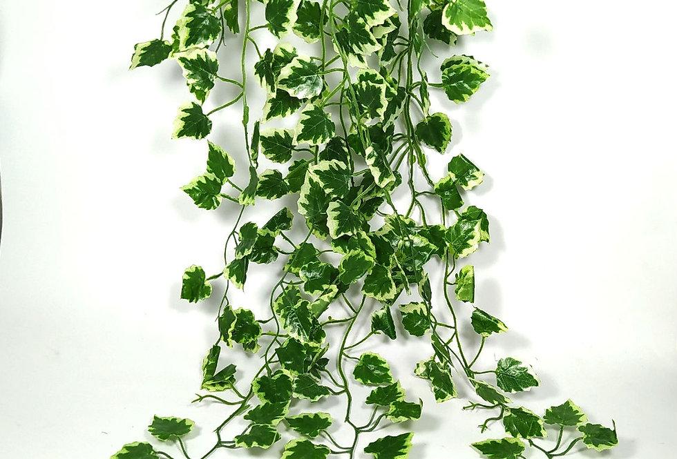 Τεχνητή πρασινάδα κρεμαστή δίχρωμη