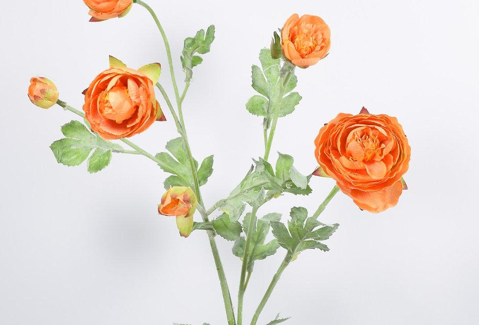 Κλωνάρι με νεραγκούλεςσε 4παστέλ χρώματα. Ψεύτικα λουλούδια