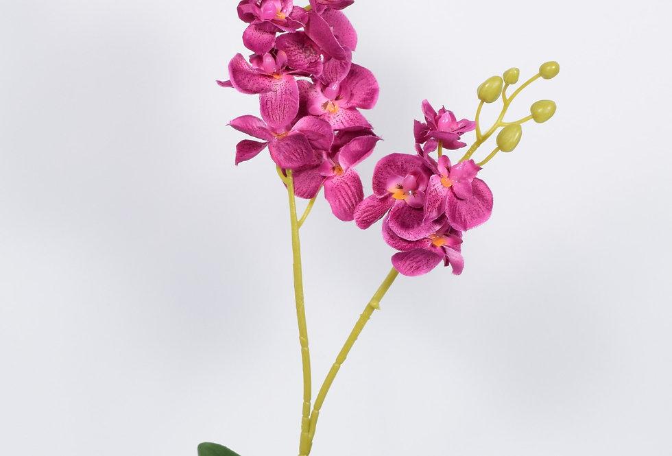 Κλωνάριορχιδέας σε 5 χρώματα - τεχνητό λουλούδι. Ψεύτικες ορχιδέες