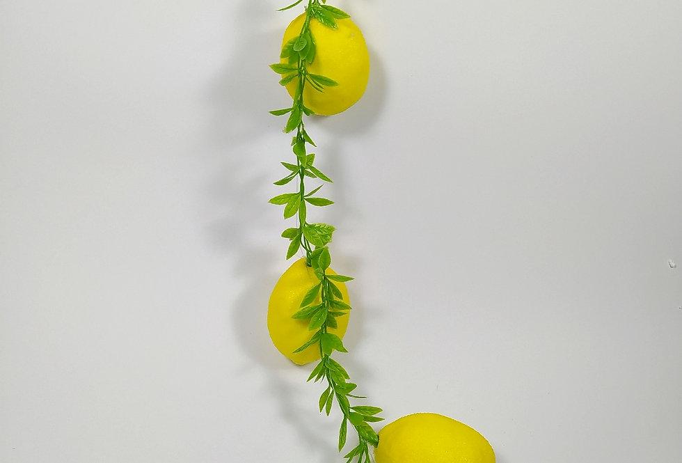 Τεχνητά λεμόνια κρεμαστά