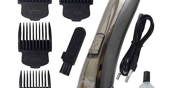 Κουρευτική - ξυριστική μηχανή εξαιρετικής ποιότητας σε ασυναγώνιστη τιμή.  Κατάλληλη για τα μαλλιά, το πρόσωπο και το σώμα. Ι