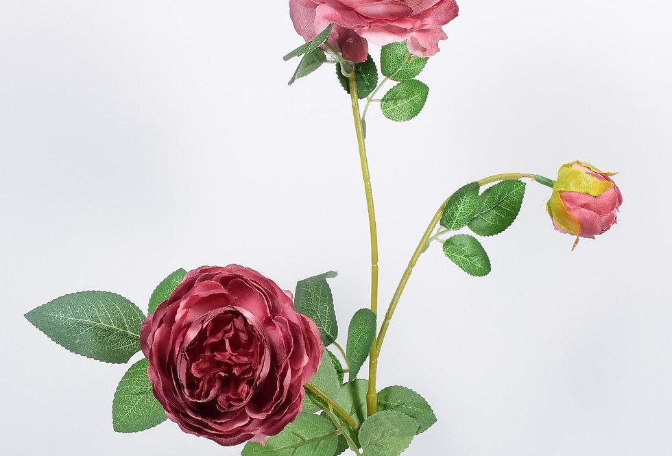 Κλωνάρι με νεραγκούλεςσε 3χρώματα. Ψεύτικα λουλούδια
