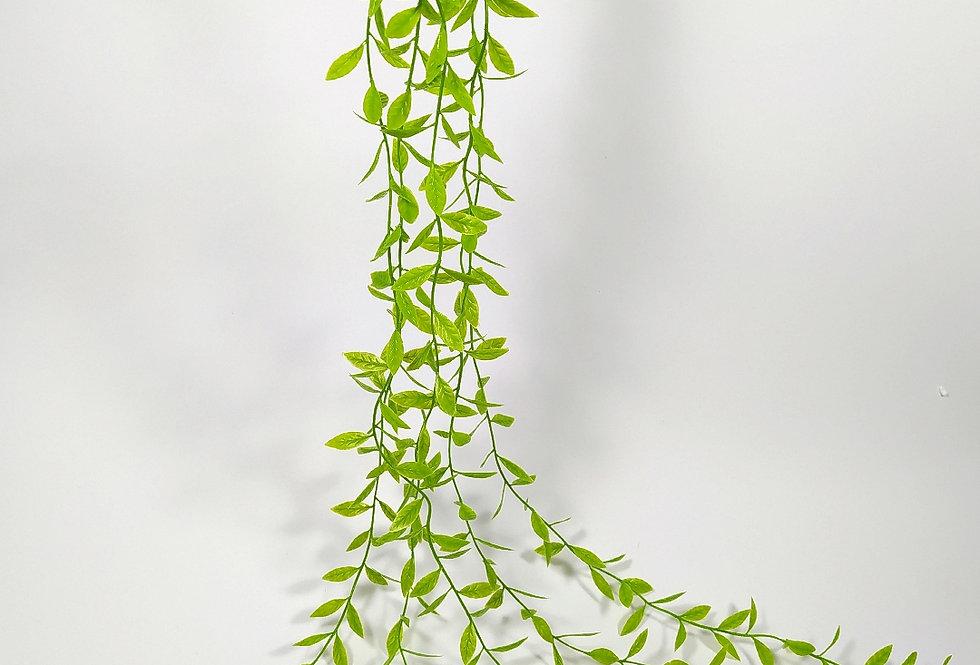 Τεχνητή πρασινάδα λεπτή κρεμαστή