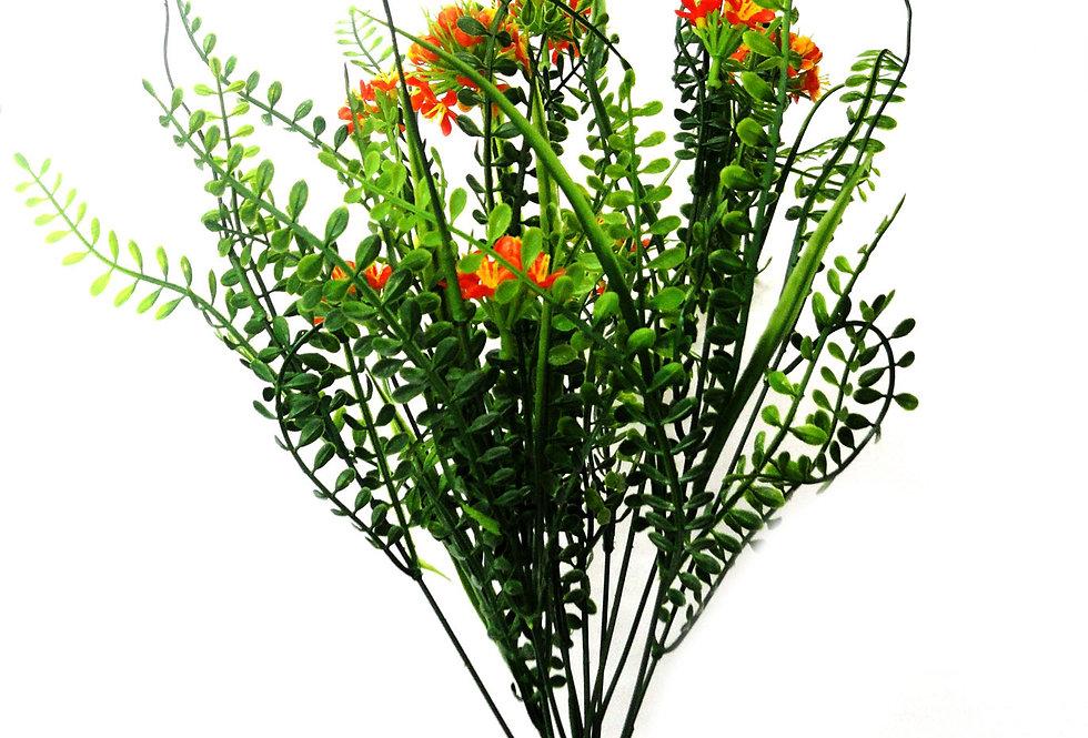Πρασινάδα με ανθάκια - Μπουκέτο