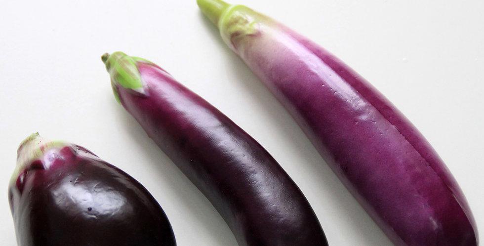 Τεχνητό Λαχανικό - Μελιτζάνα