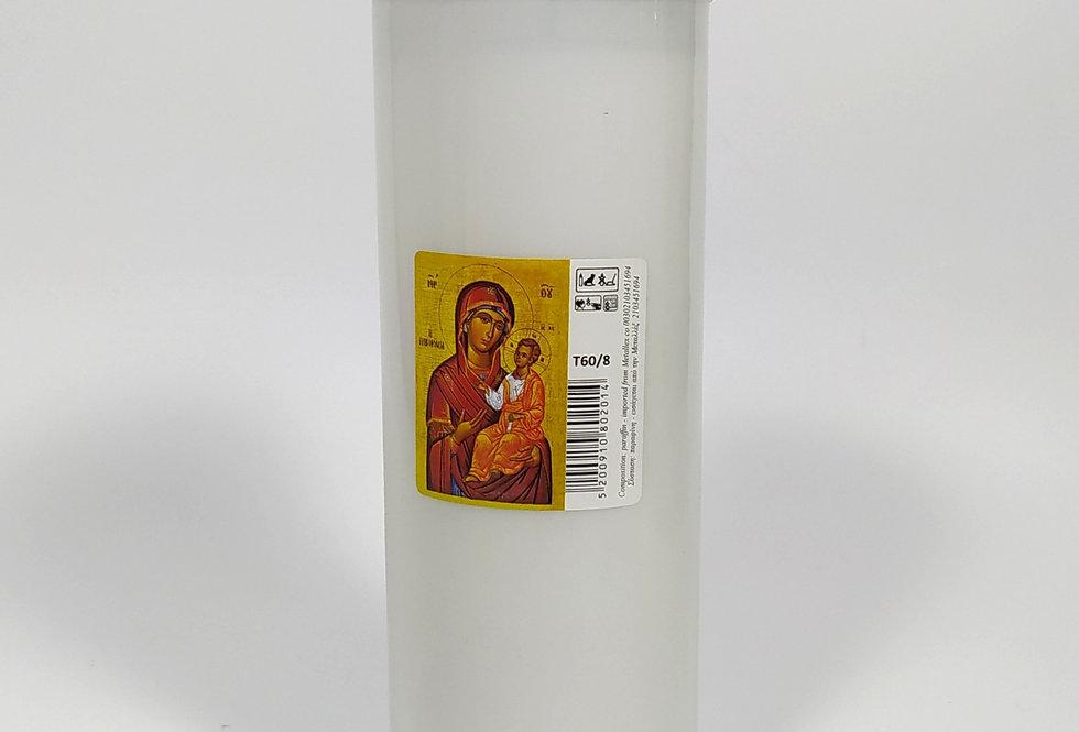 Κερί Διαρκείας 6 ημερών - Τ60 - Κερί