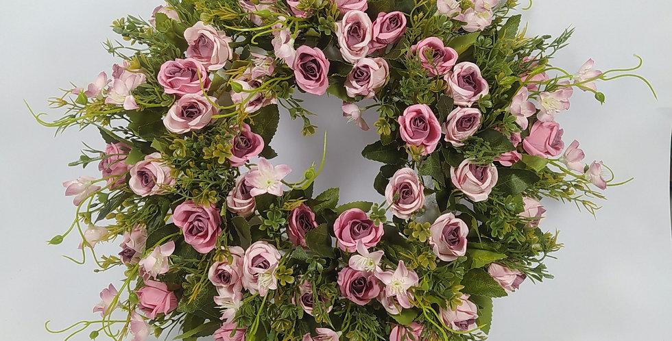 Τριαντάφυλλα αγρού -Στεφάνι