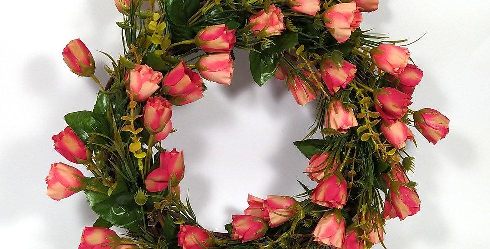 Τριαντάφυλλα - Στεφάνι