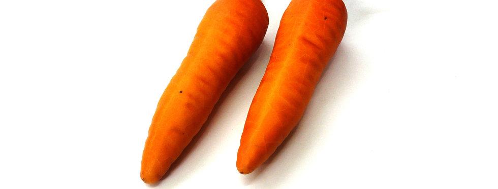 Καρότο ψεύτικο λαχανικό . Η τιμή αφορά 1 μάτσο.