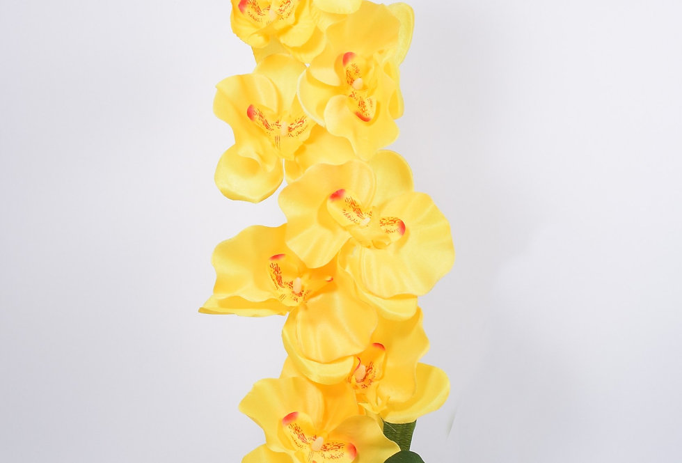 Κλωνάριορχιδέας σε 4 χρώματα - τεχνητό λουλούδι. Ψεύτικες ορχιδέες.