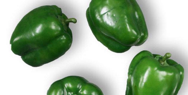 Τεχνητό Λαχανικό πιπεριάς.