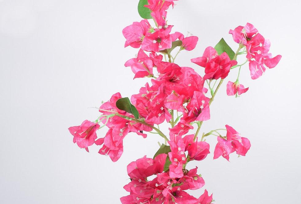 Κλωνάριβουκαμβίλιασε 2χρώματα - τεχνητό λουλούδι. Ψεύτικες βουκαμβίλιες
