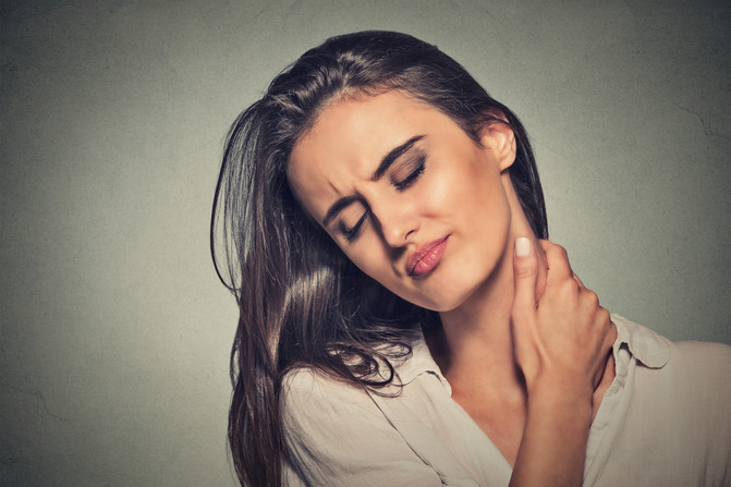 Neck Pain, Numbness, and Natural Relief