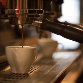 חכמת מכונת הקפה  או - איך נפטרים מנזלת?