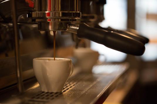 Faire du café