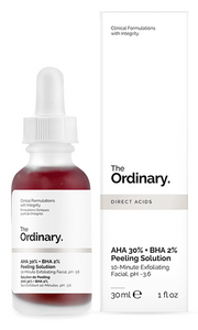 The Ordinary AHA Peeling Solution