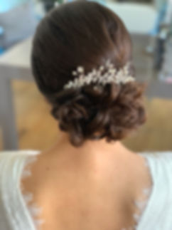 Wedding hair and makeup Buckinghamshire