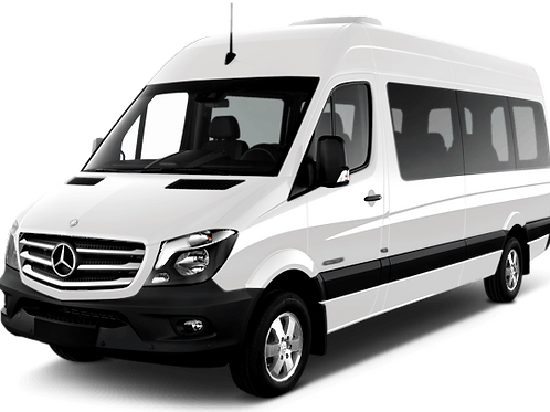 One way private transfer by Minibus