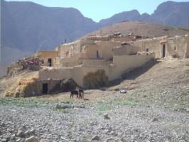 Near Riche, Mid Atlas, Morocco