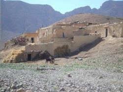 Near Riche, Mid Atlas, Morocco