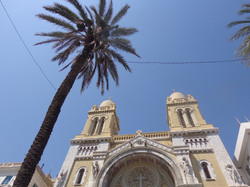 Catholic Church, Tunis
