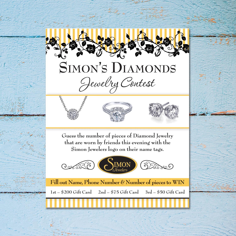 Simon Jewelers Poster