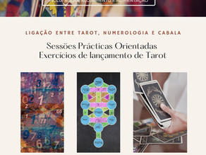 Retiro de Tarot, Numerologia e Cabala - Setembro 2021