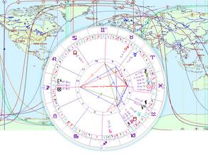 Astrologia e Astrocartografia