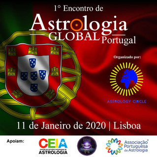 1º Encontro Astrologia Global Portugal