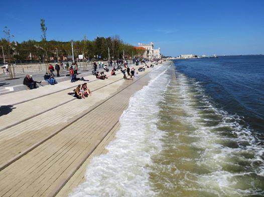 Ribeira das Naus - Lisboa