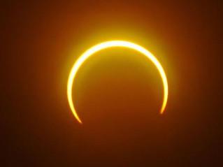 Eclipse Anular do Sol