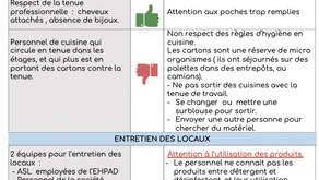 Audit Prévention du risque infectieux en EHPAD