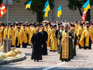 Ukraine's New Independent Church: What's really changed?