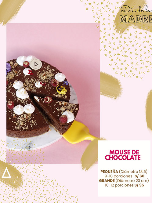 Mouse de Chocolate - Smile Baker