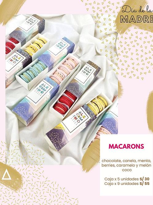 Macarons – Smile Baker