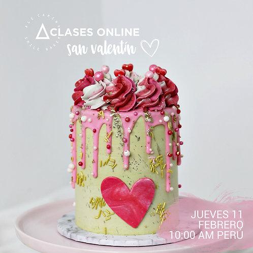WORKSHOP San Valentín <3 11Feb
