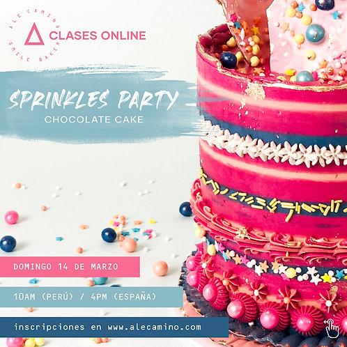 Grabación WORKSHOP - Sprinkles Party