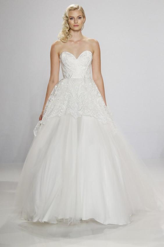 Christian Siriano Bridal, Look6