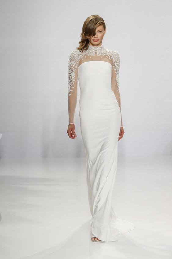 Christian Siriano Bridal, Look 1