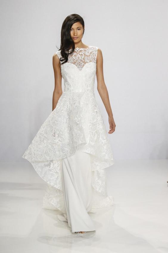 Christian Siriano Bridal, Look7