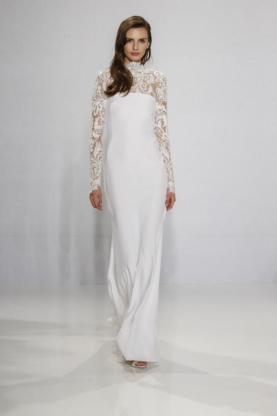 Christian Siriano Bridal, Look9