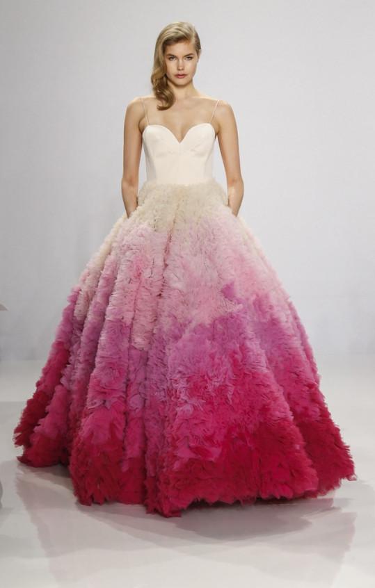 Christian Siriano Bridal, Look27
