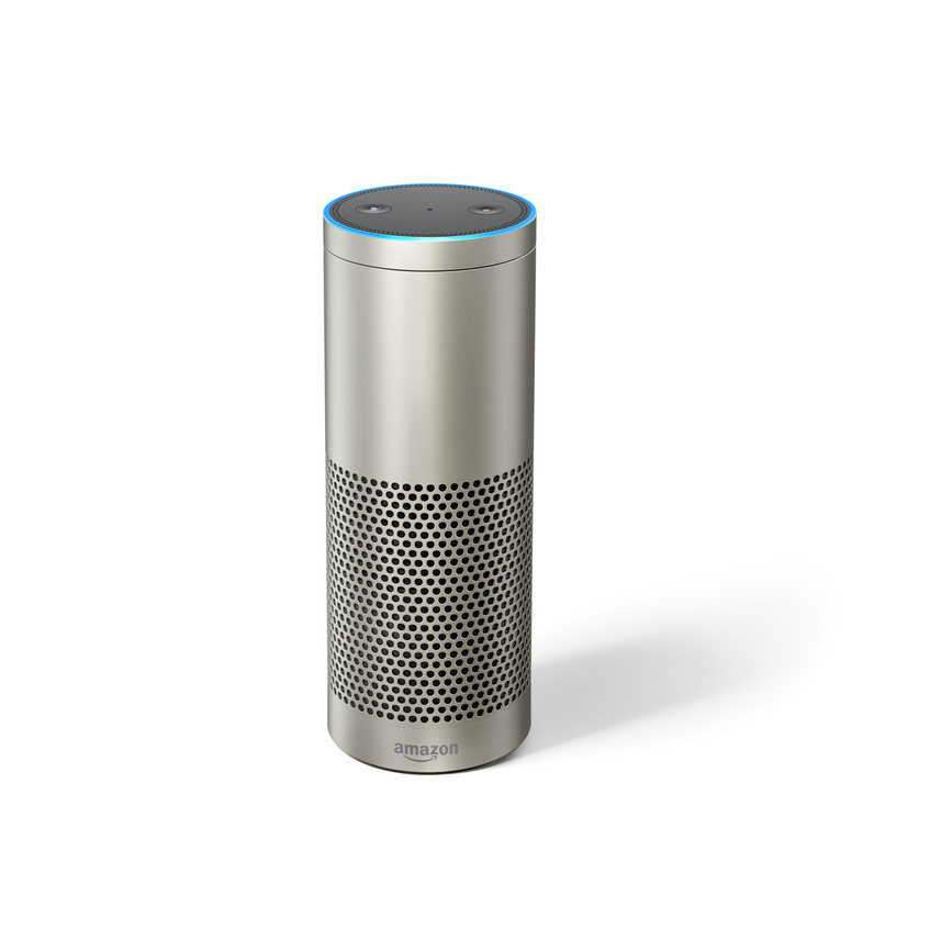 Echo Plus Silver
