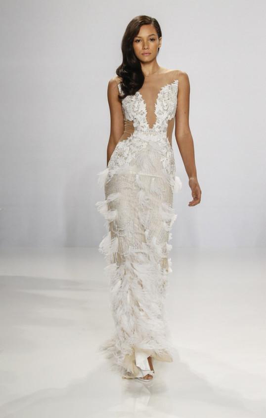 Christian Siriano Bridal, Look20
