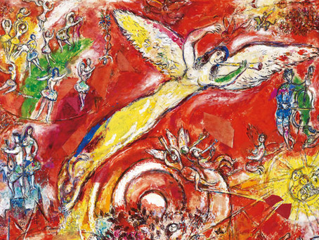 MOMA + Montreal Museum of Fine Arts x Chagall