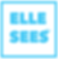 Elle Sees NYC blue logo
