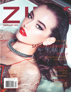 February 2015 Cover - Z!NK Magazine