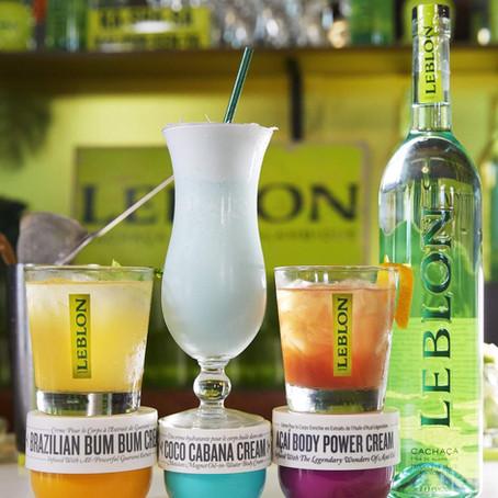 Sol de Janeiro Celebrates Summer with Signature Cocktails by LEBLON CACHAÇA