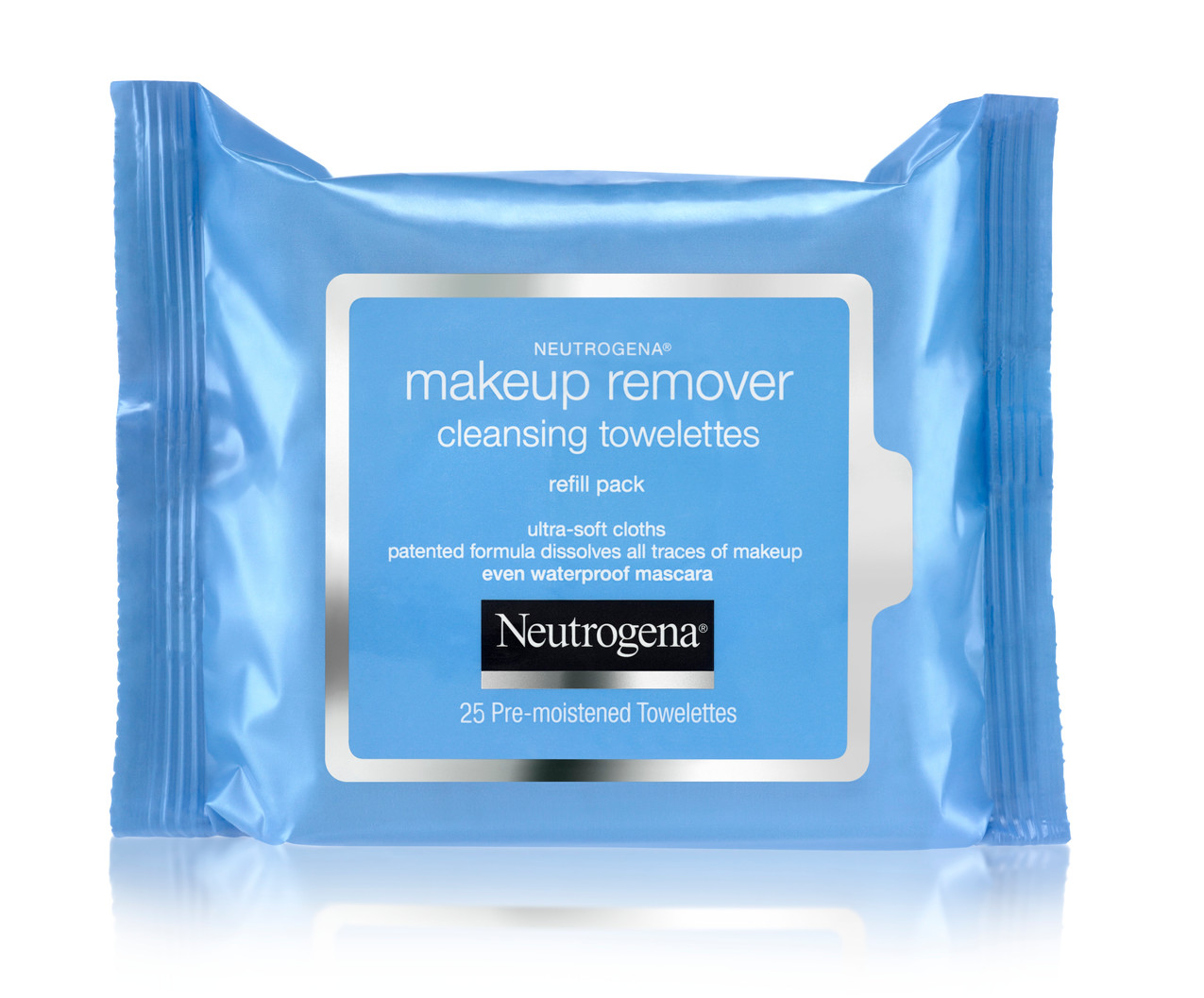NEUTROGENA Make-Up Remover Cleansing Towelettes - blues final