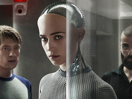"""Theory Ex Machina:A Deep Dive into the Themes of """"Ex Machina"""""""